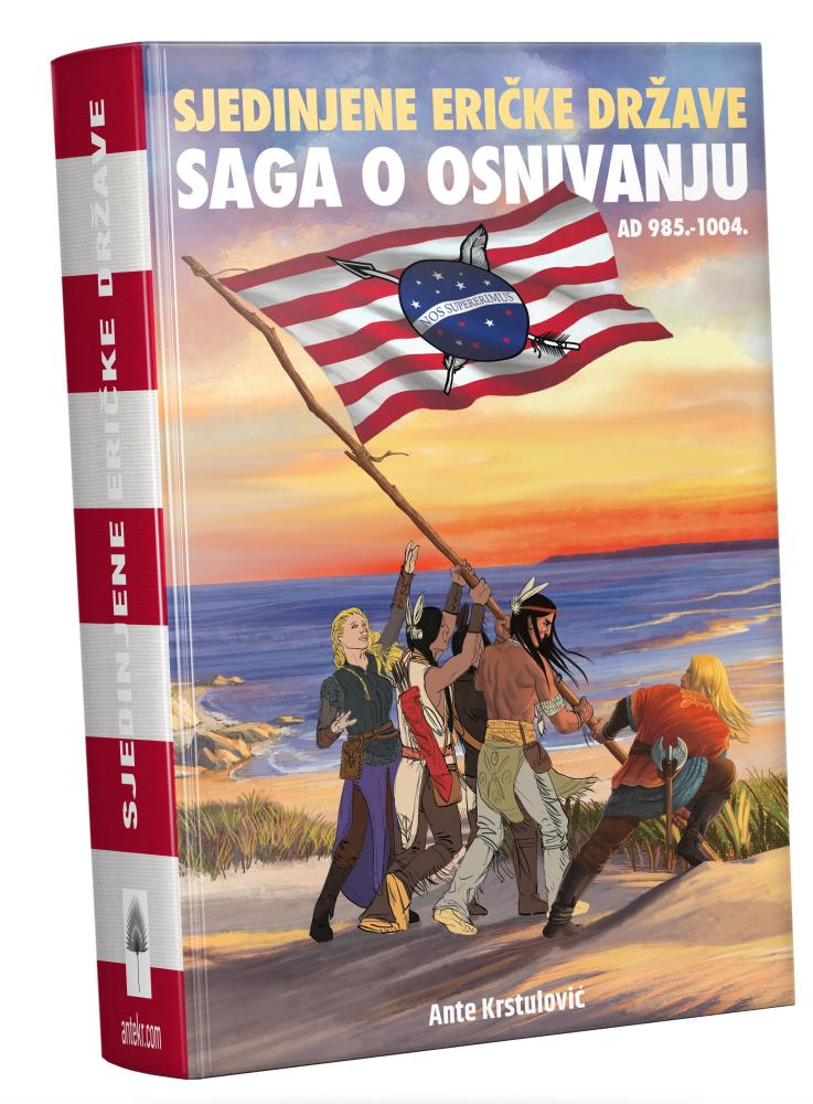 Sjedinjene Eričke Države - Saga o osnivanju