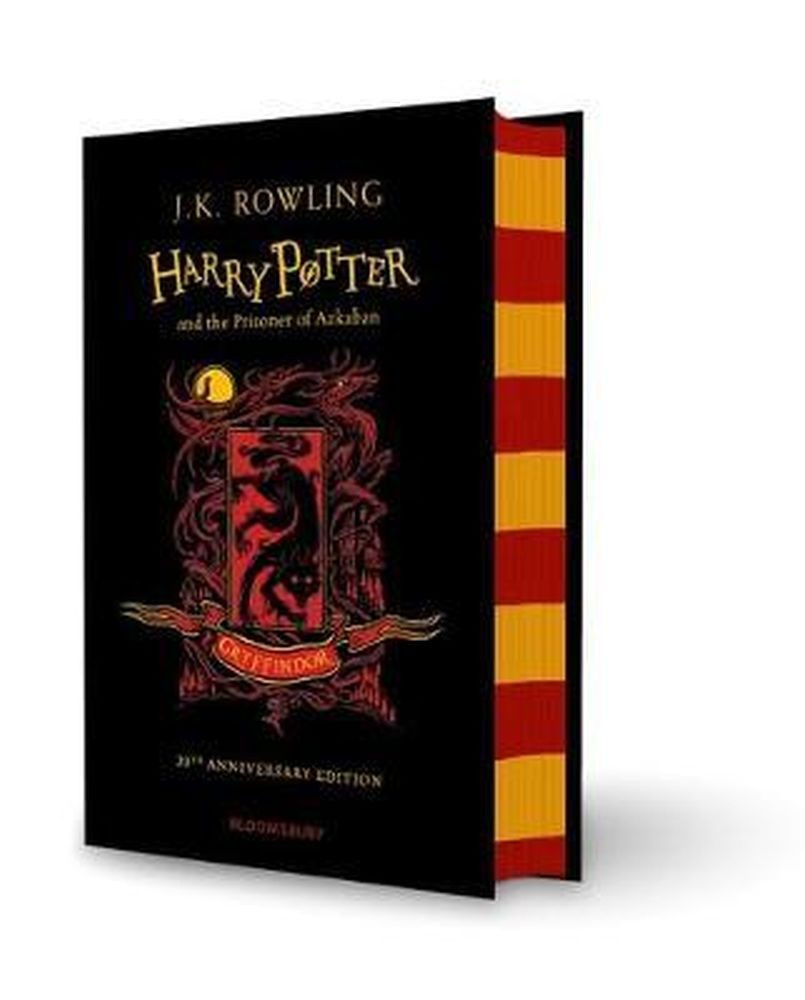Harry Potter and the Prisoner of Azkaban – Gryffindor Edition Hardcover