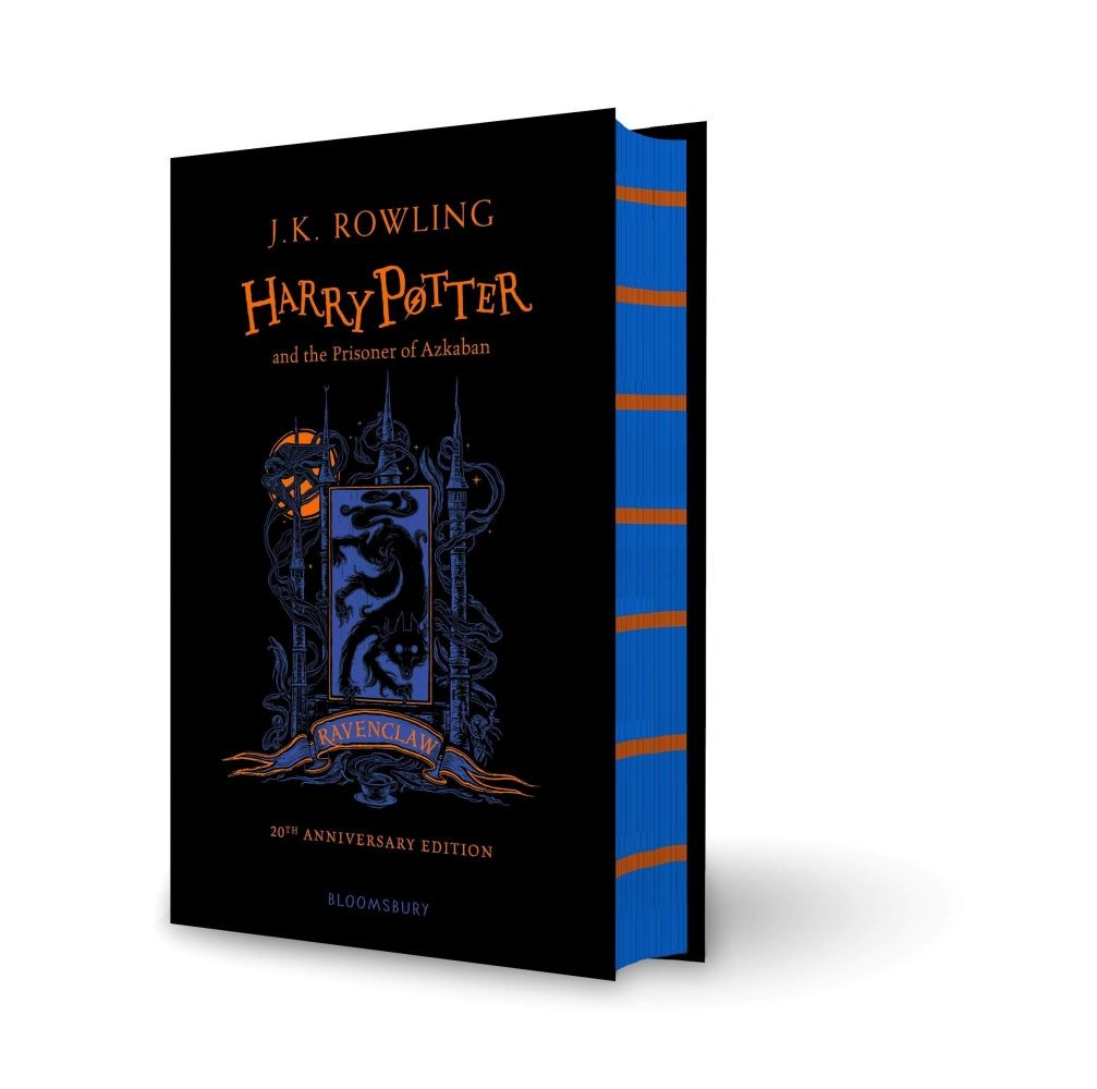 Harry Potter and the Prisoner of Azkaban – Ravenclaw Edition Hardcover