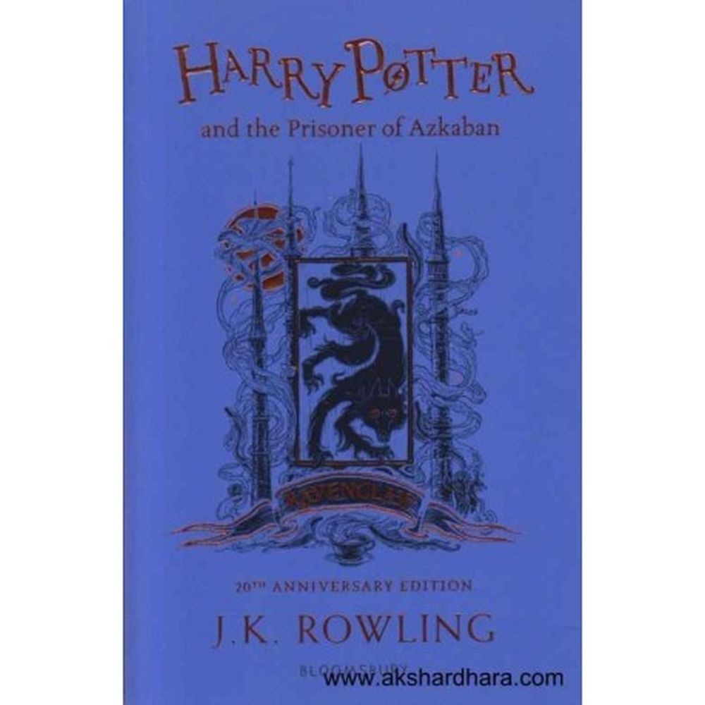 Harry Potter and the Prisoner of Azkaban – Ravenclaw Edition Paperback