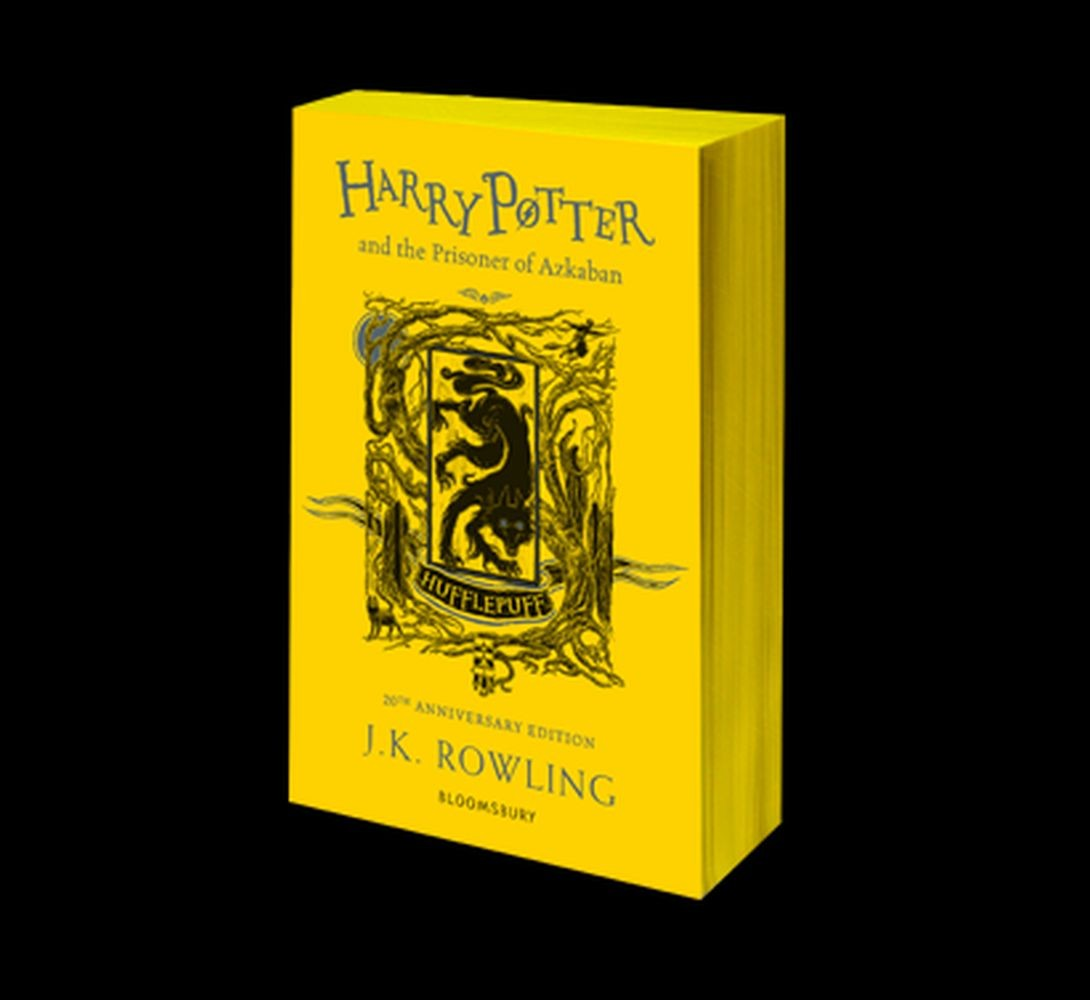Harry Potter and the Prisoner of Azkaban – Hufflepuff Edition Paperback