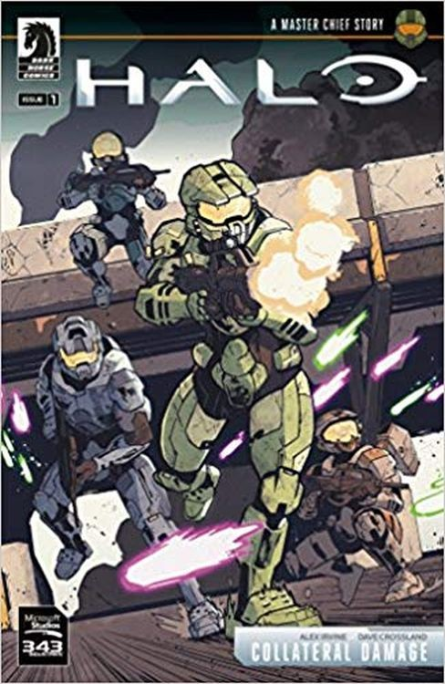 Halo: Collateral Damage; Hardcover