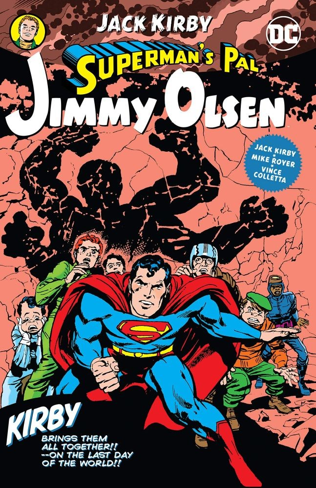 Superman's Pal, Jimmy Olsen by Jack Kirby Paperback