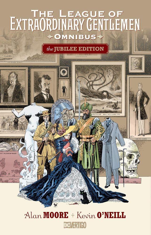 The League of Extraordinary Gentlemen: The Jubilee Edition (League of Extraordinary Gentlemen Omnibus) (The League of Extraordinary Gentlemen Omnibus) Hardcover