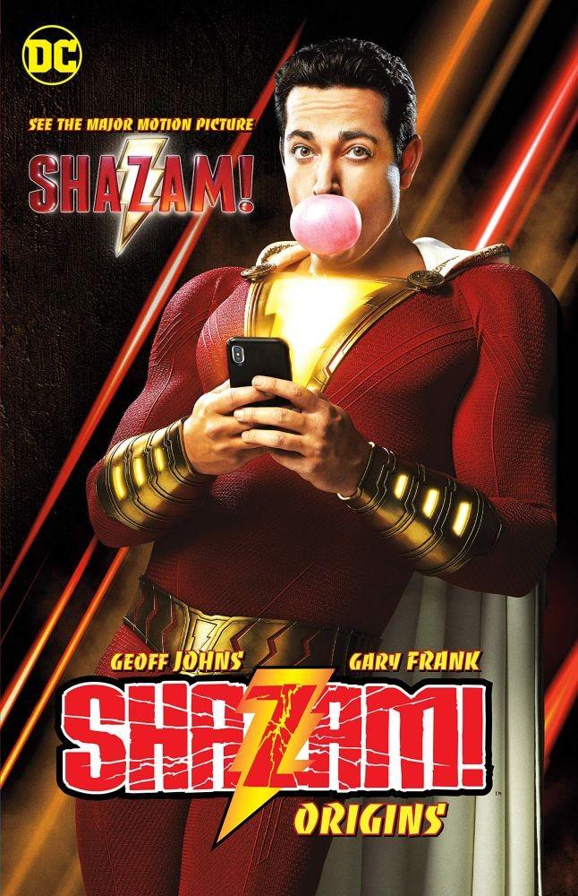 Shazam!: Origins Paperback