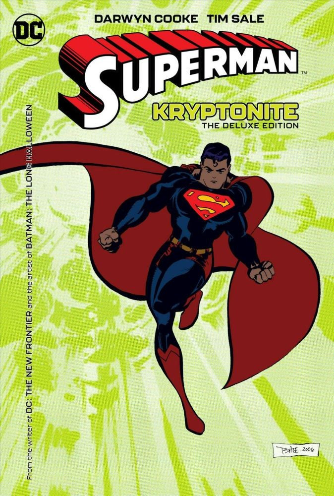 Superman: Deluxe Edition: Kryptonite (Superman: Kryptonite Deluxe Edition) Hardcover