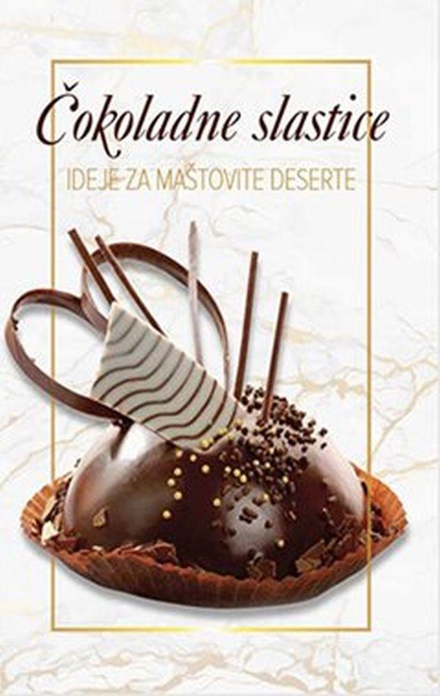 Čokoladne slastice - ideje za maštovite recepte