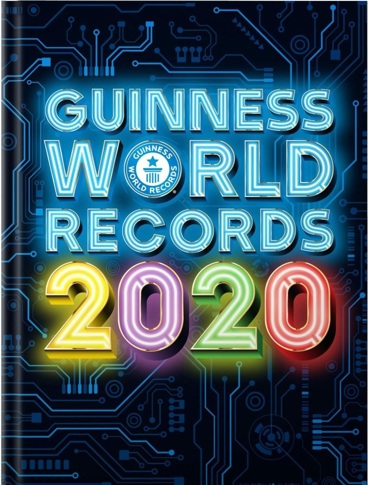 Guinness World Records 2020 Hardcover
