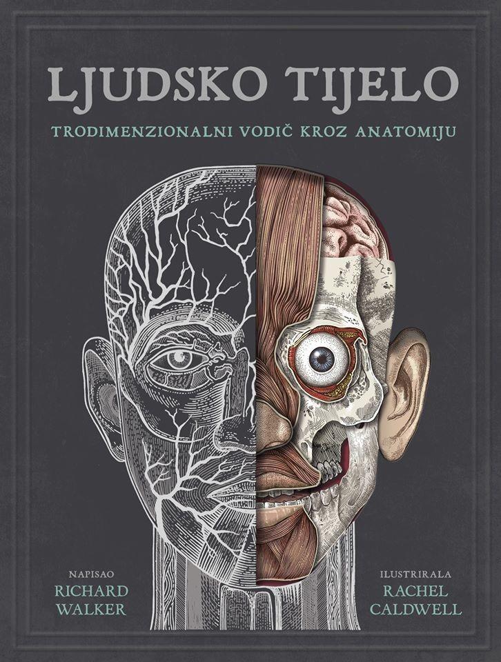 Ljudsko tijelo, trodimenzionalni vodič kroz anatomiju