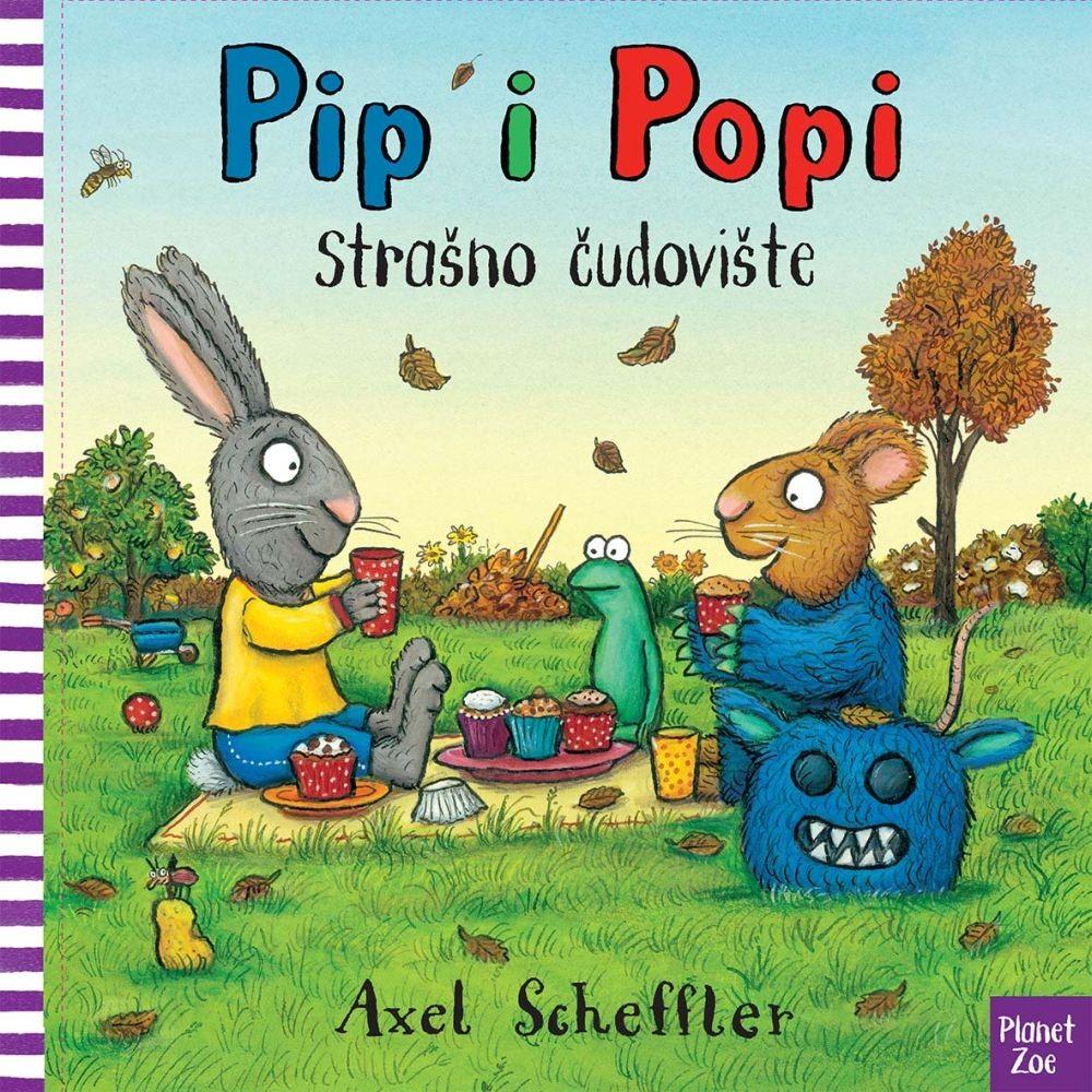 Pip i Pop - Strašno čudovište
