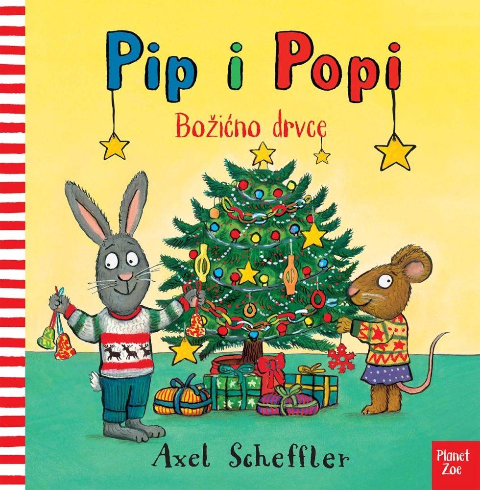 Pip i Pop - Božićno drvce