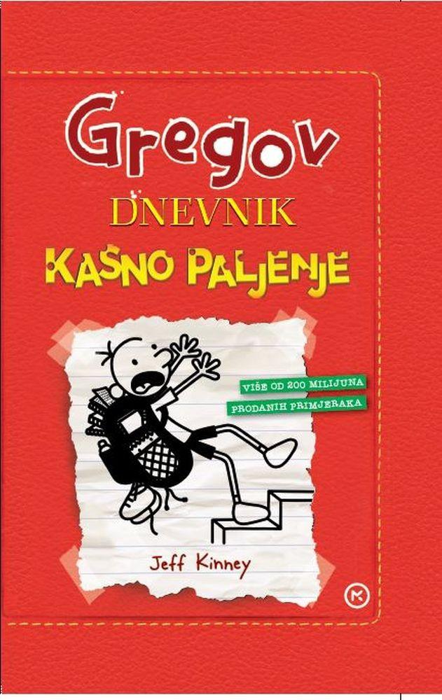 Gregov dnevnik - Kasno paljenje, 11. knjiga