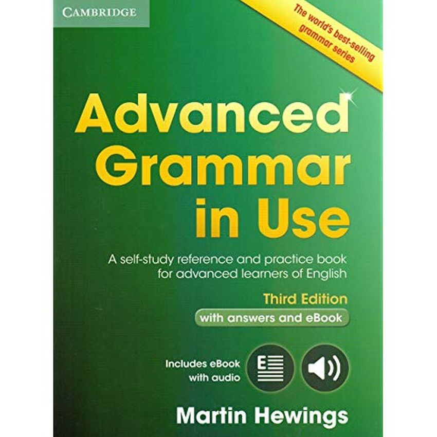 Advanced Grammar in Use Book with Answers and Interactive eBook (Cambridge Advanced Grammar in Use) Paperback