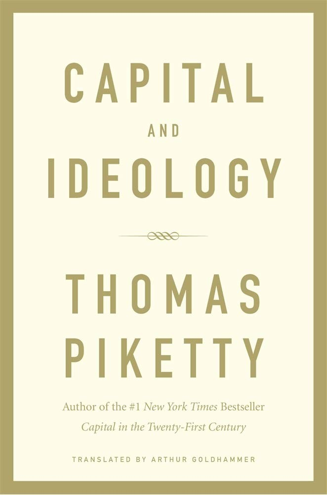 Capital and Ideology (Hardcover)