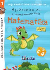 Matematika - Vježbenica za 1. razred
