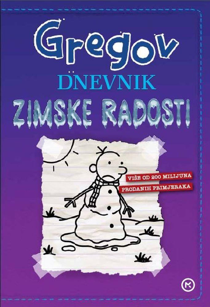 GREGOV DNEVNIK 13 - Zimske radosti