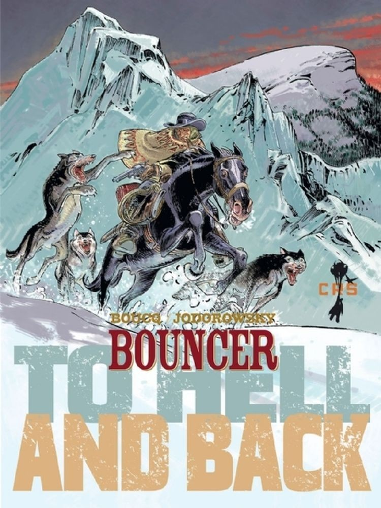 Bouncer 4 (8/9): To Hell / And Back