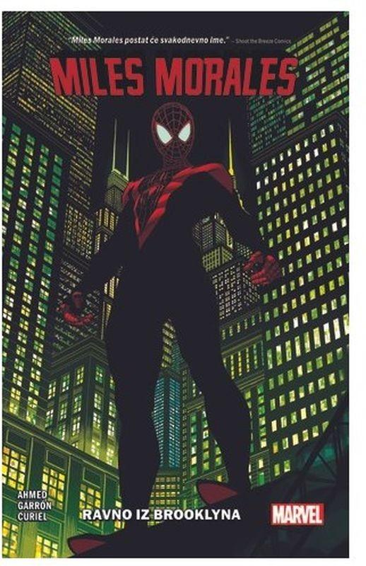 Miles Morales 1 (Spider-Man): Ravno iz Brooklyna