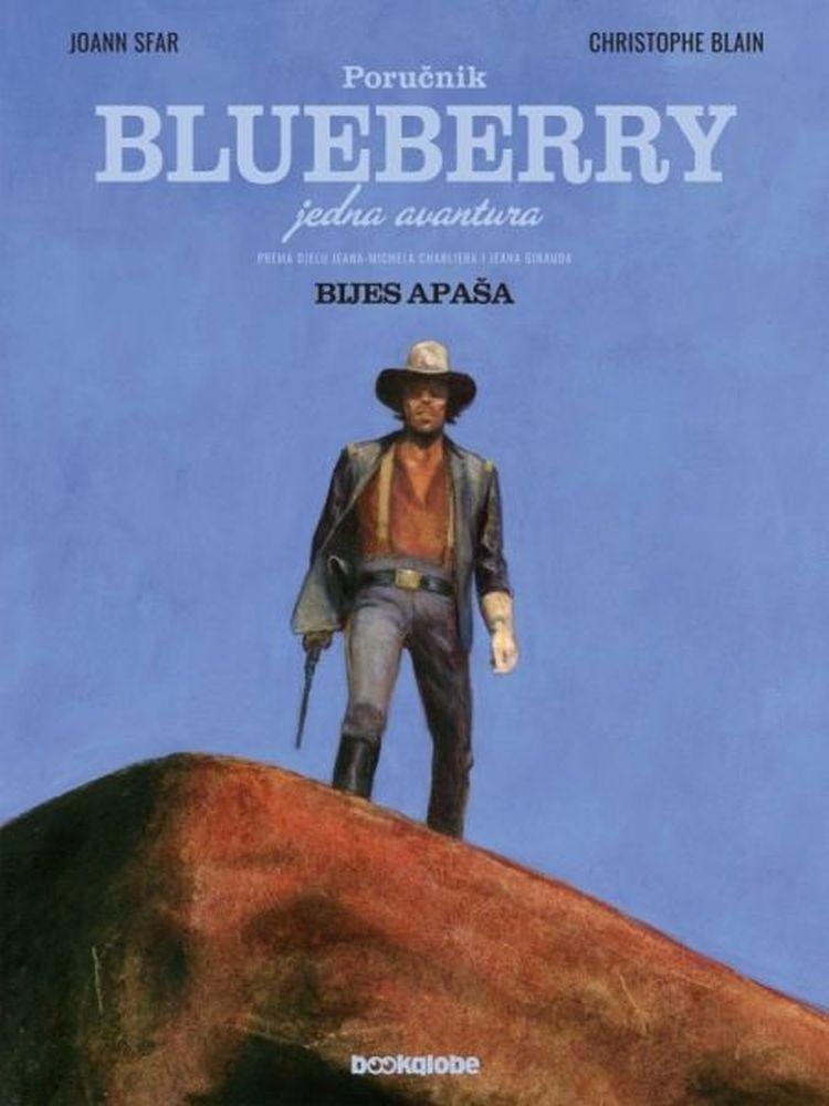 PORUČNIK BLUEBERRY - JEDNA AVANTURA: Bijes Apaša