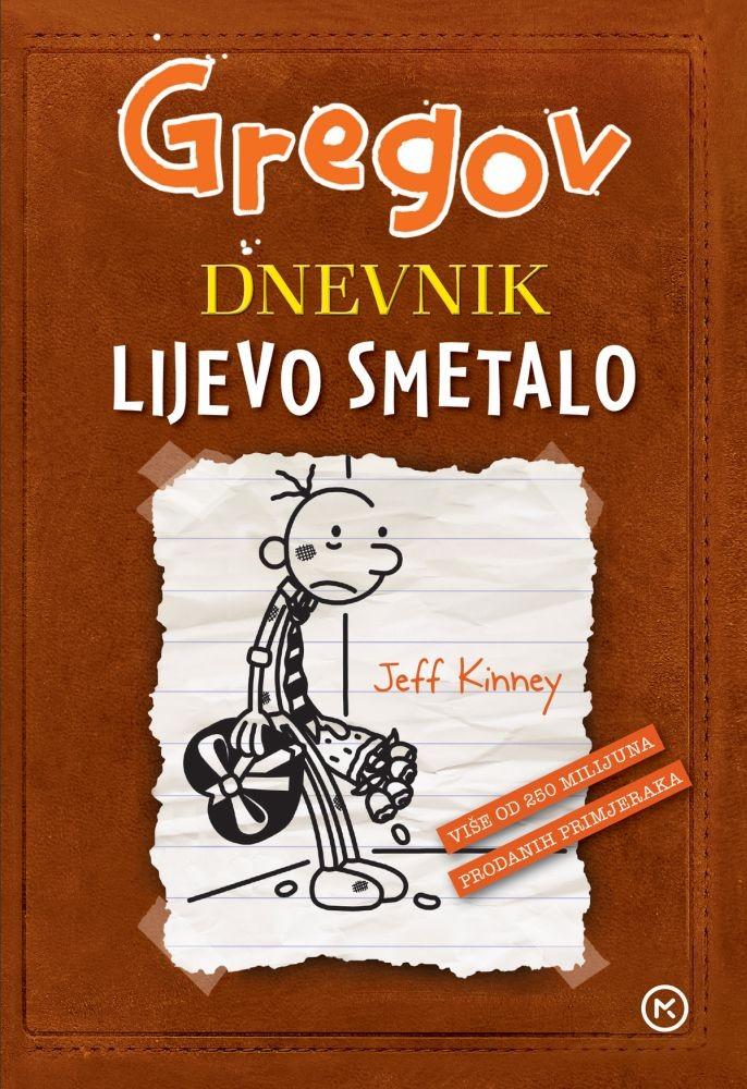 Gregov dnevnik - Lijevo smetalo, 7. Knjiga