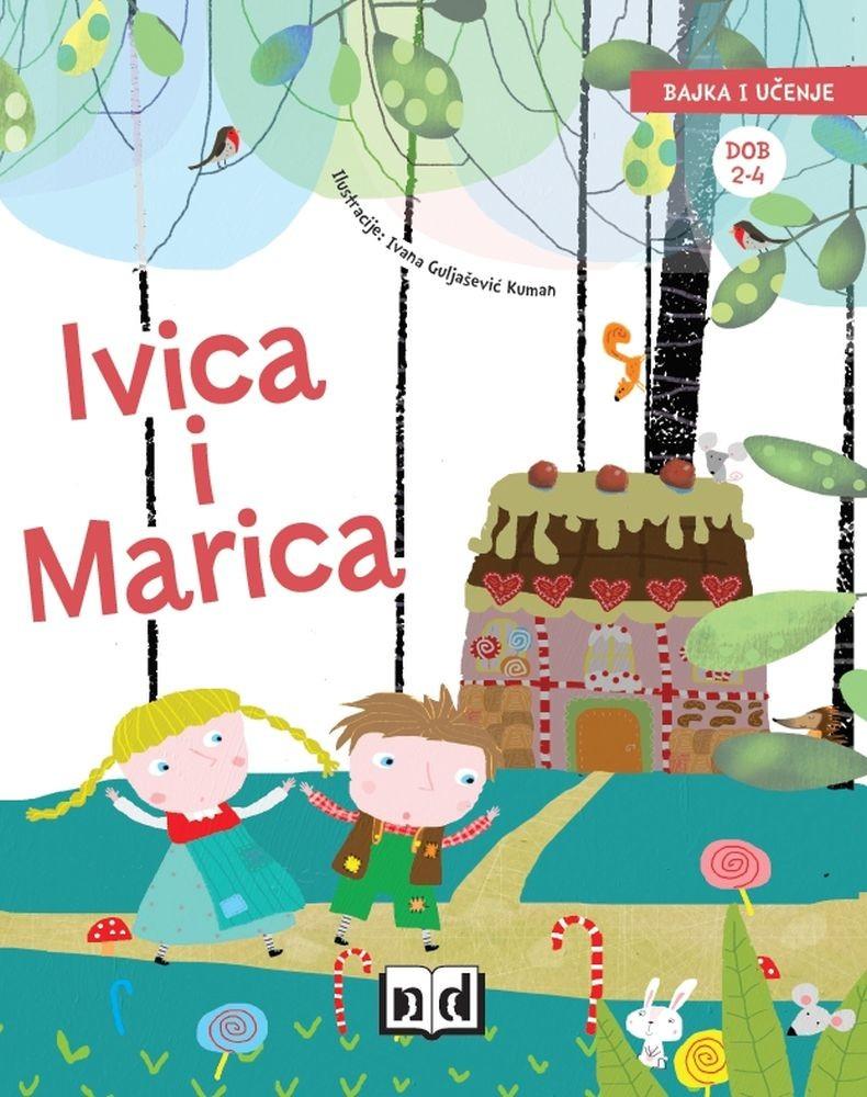 Bajka i učenje - Ivica i Marica
