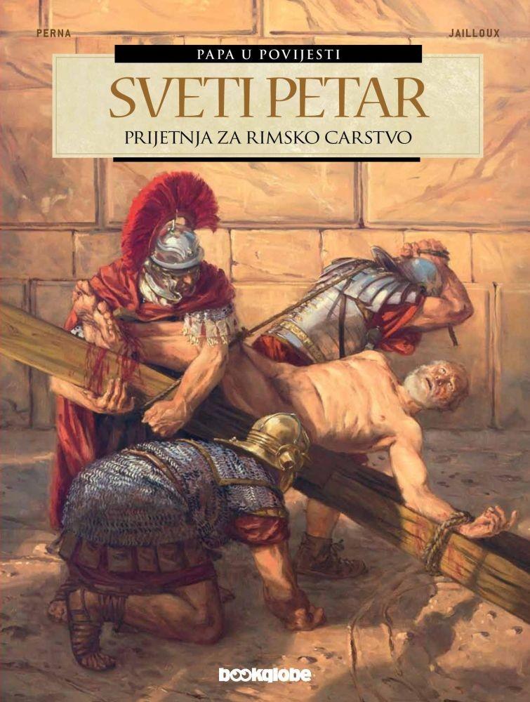 Sveti Petar - Prijetnja za Rimsko Carstvo