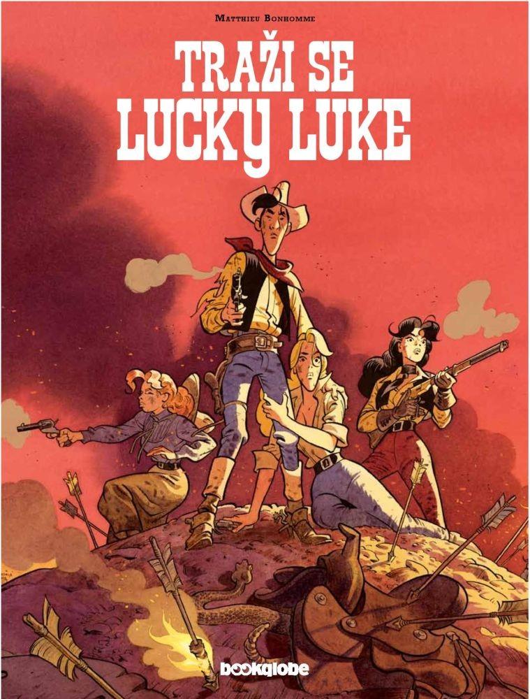 Traži se Lucky Luke