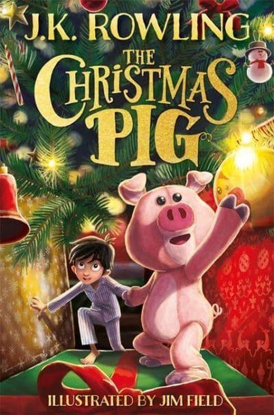 The Christmas Pig (Hardback)