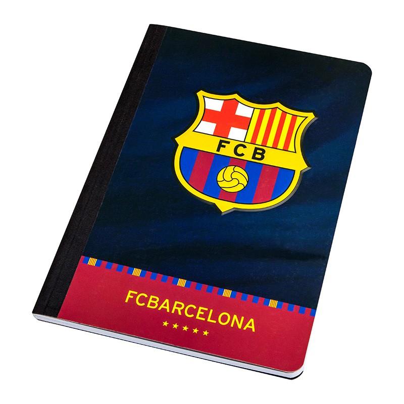Bilježnica tvrde korice A4/D Barcelona 80L