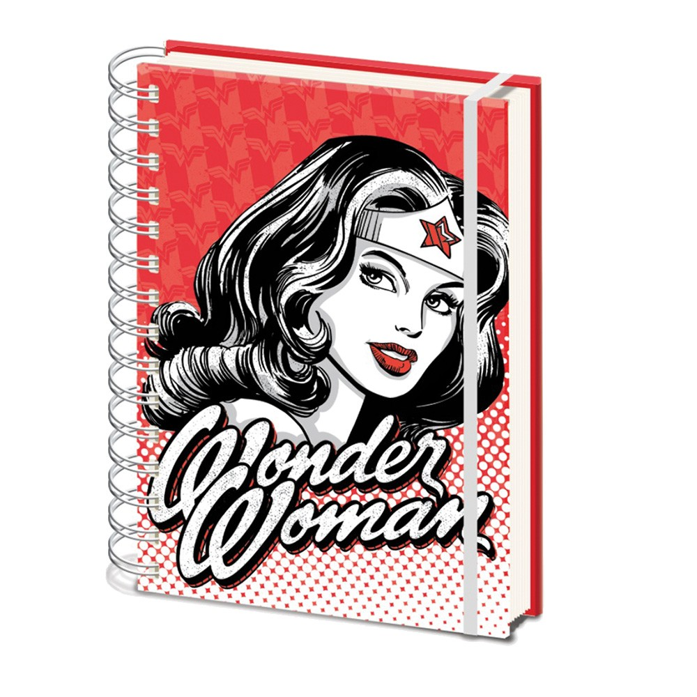 Wonder Woman notes A5