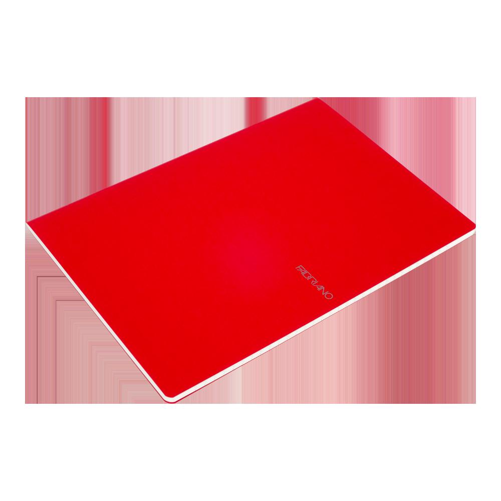 Bilježnica A4, crte, Lampone - FABRIANO