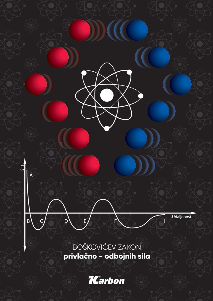 Bilježnica T.U. A4/K KARBON Matematika s memom 96 L P5/30