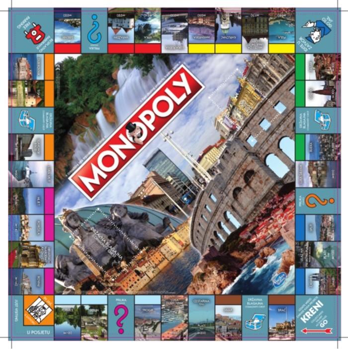 Monopoly Hrvatska