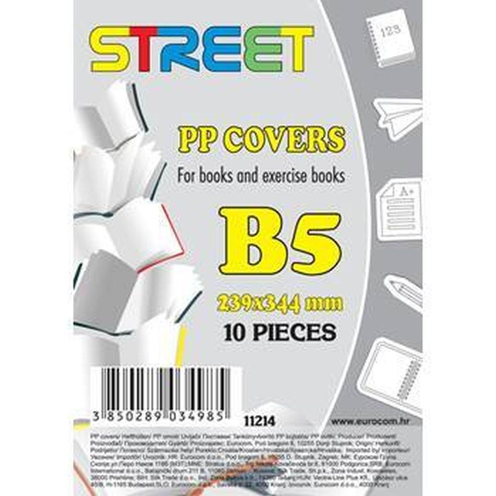 Omot za bilježnice B5 10/1