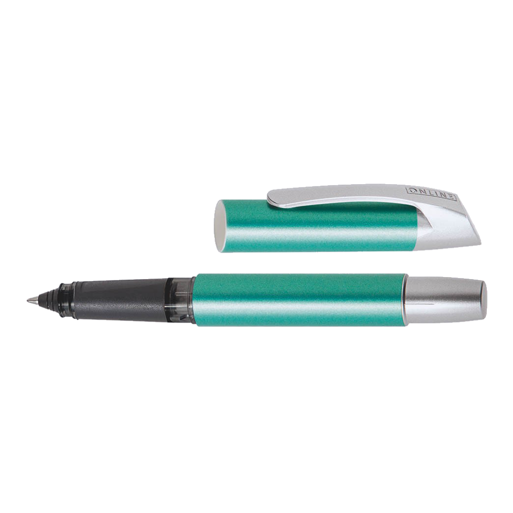 Rollerball Campus Metallic Green