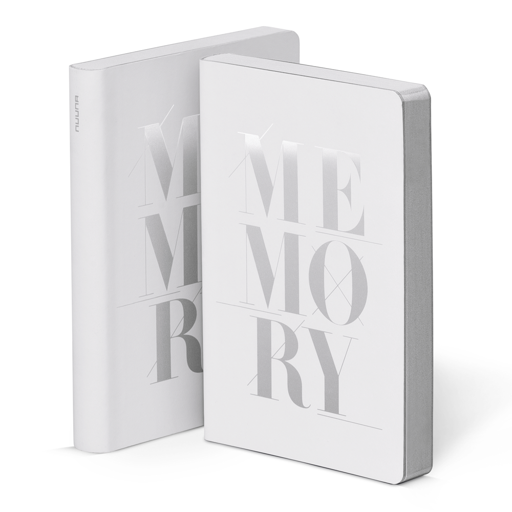 "Nuuna Notes ""Memory"" Graphic S"