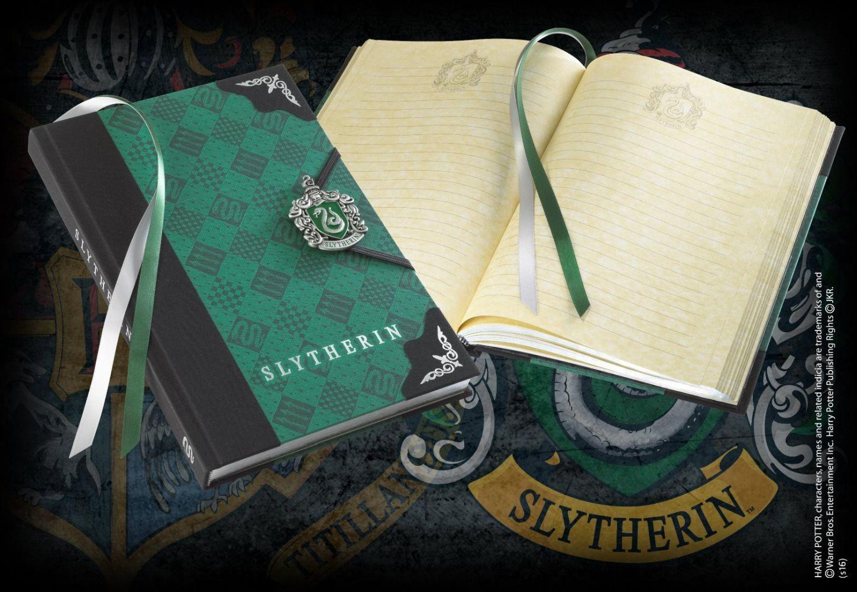 Harry Potter - HP- Slytherin Dnevnik