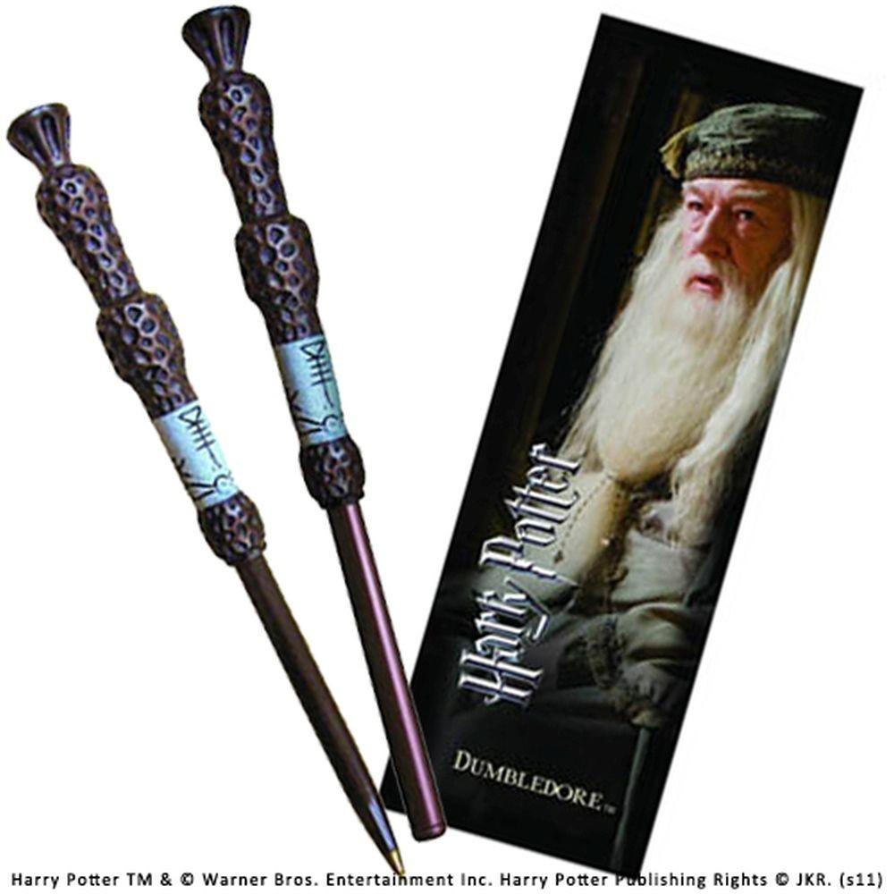 Olovka čarobni štapić Dumbledore s označivačem stranica