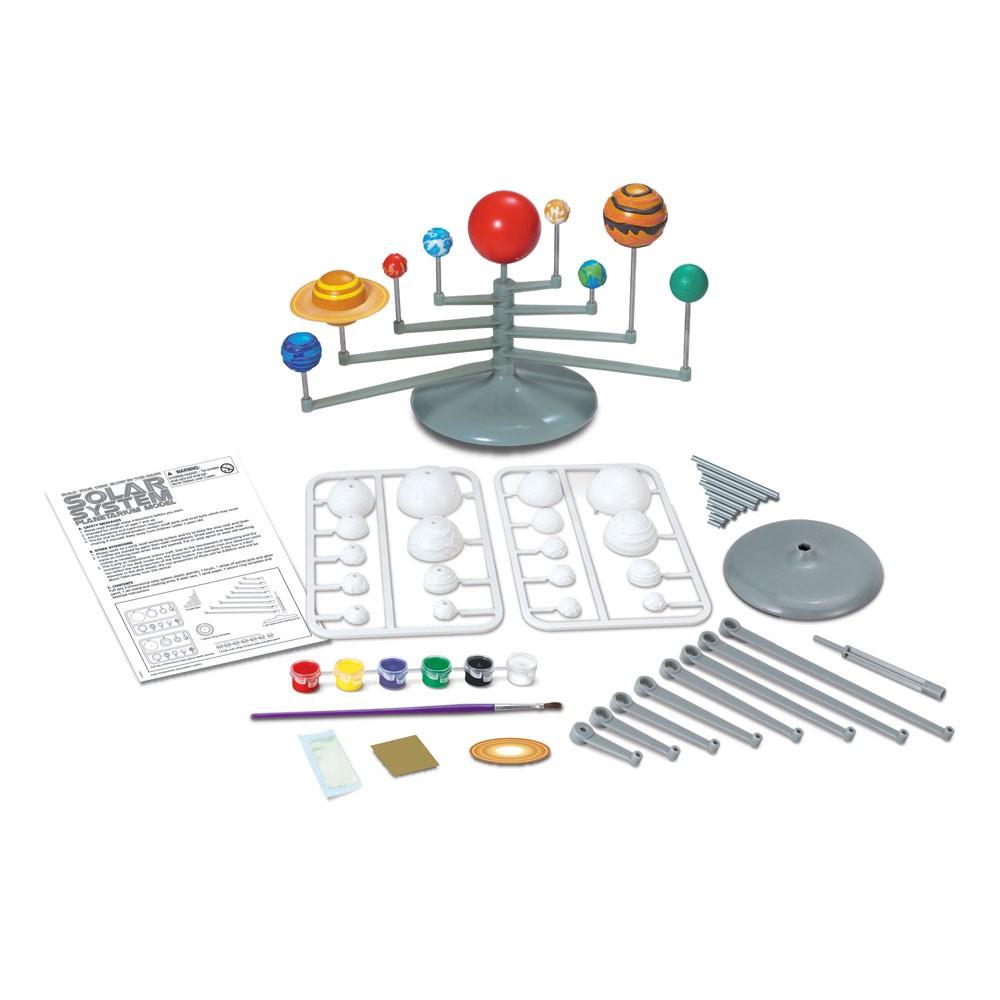 KidzLabs - Solar System Planetarium Model; model planetarija Sunčevog sustava