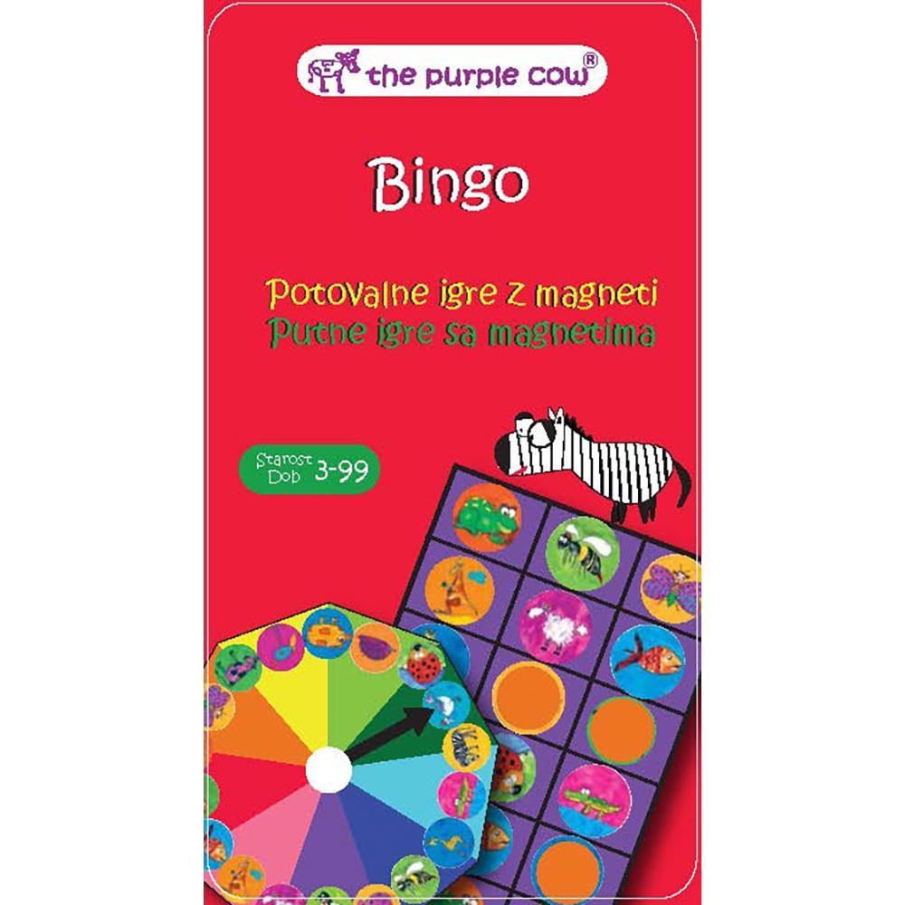Bingo - magnetna igra