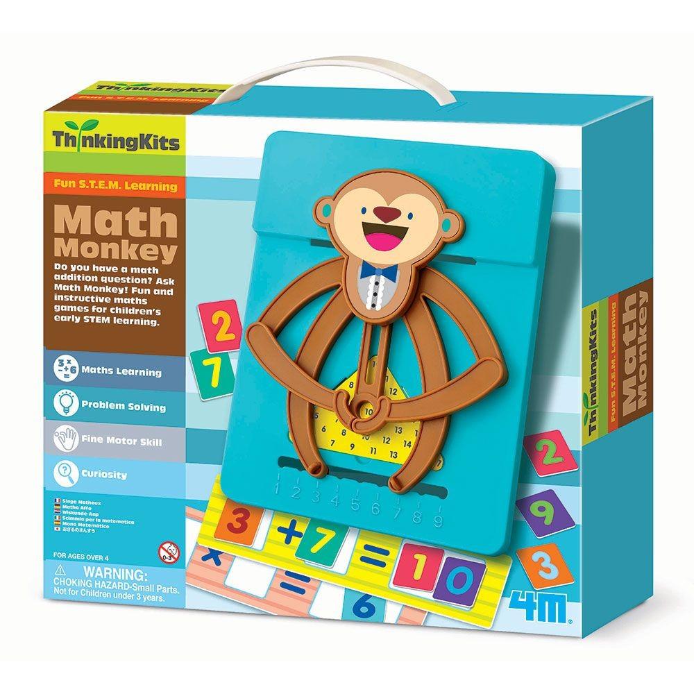 Set za učenje matematike - Majmun