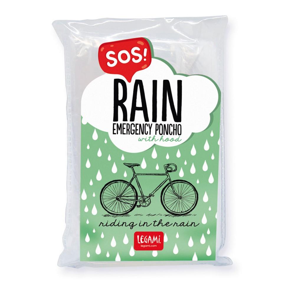 S.O.S. pončo za kišu, Legami
