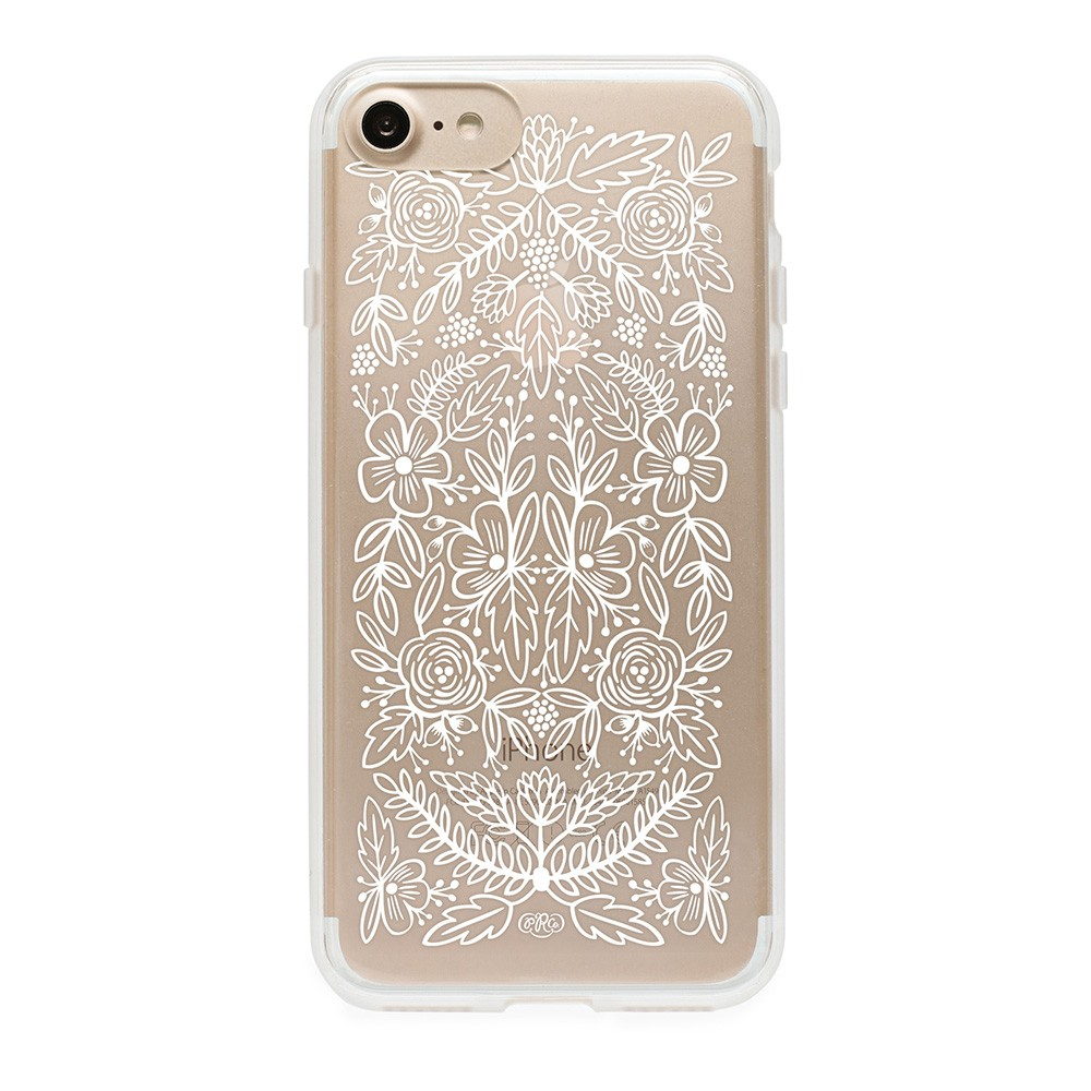 Maska za mobitel iPhone 7, Floral Lace