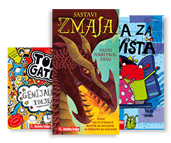 Top lista dječjih knjiga