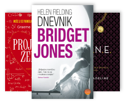 Top lista novijih ljubavnih romana